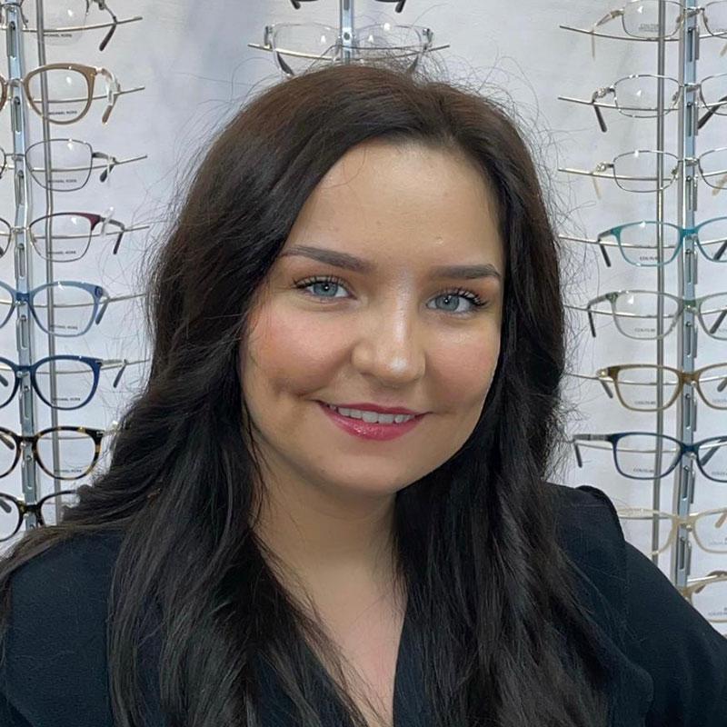 Katie - Optical Assistant