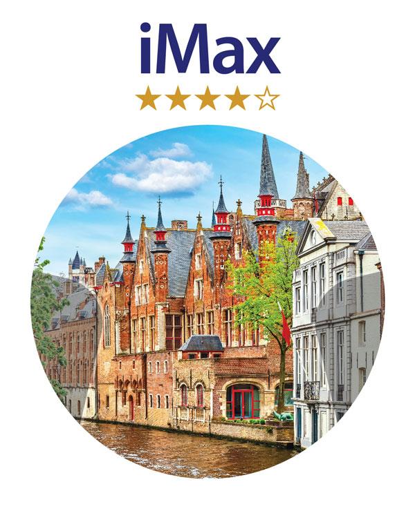 iMax lens effect